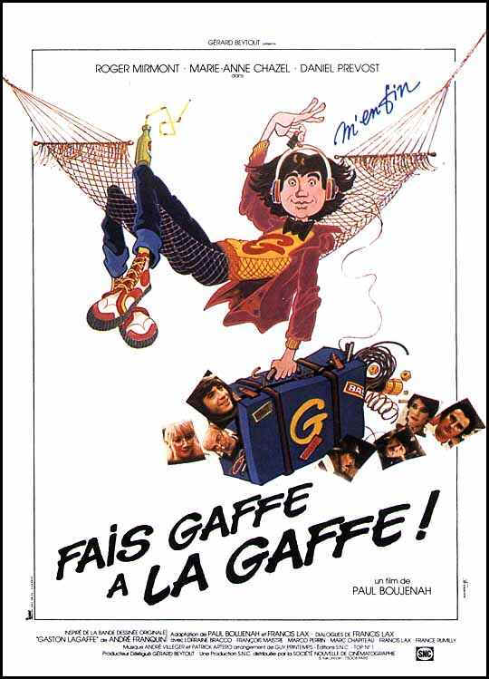 Gaston Lagaffe Le Film VHSRIP preview 0